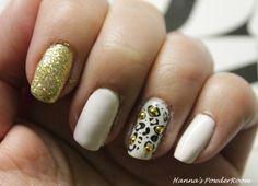 Hanna's PowderRoom nails