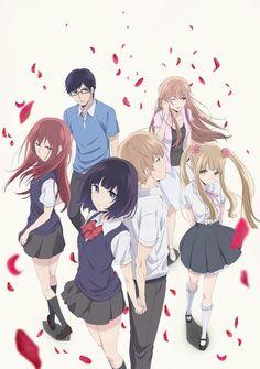 Тайные желания отвергнутых (Kuzu no Honkai) | themovie.one - смотреть онлайн