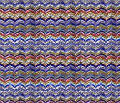 Glamor puss, large  fabric by su_g on Spoonflower - custom fabric