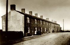 Pump Row, High Flatts, circa 1910 (Biltcliffe