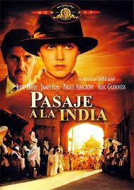 Pasaje a la India [Vídeo-DVD] / una película de David Lean