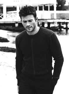 """""""Scott Eastwood photographed by Philipp Mueller for The Gentleman's Journal. """""""