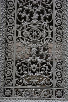 ©Vincent Brun Hannay Porte dans le Marais Paris