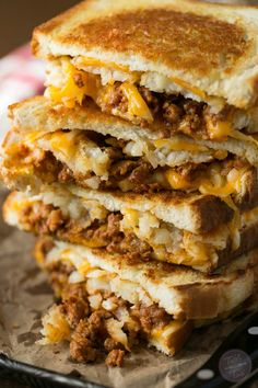 Epic Breakfast Grilled Cheese