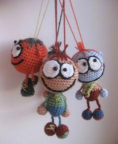 Crocheted Shustrik