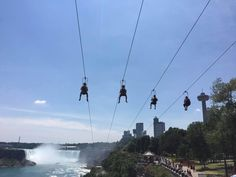 The 2,200-foot MistRider opens today in Ontario. We are going in September!
