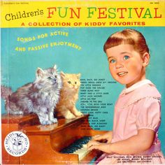 Children's Fun Festival: A Collection of Kiddy Favorites