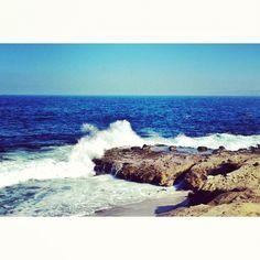 La Jolla Cove Photo by happymundane • Instagram