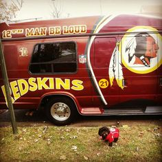 Redskin Proud #HTTR