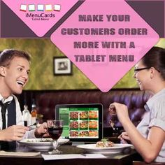 With iMenucards, you can encourage customers to order more food items. Know more here: http://www.imenucards.in  #imenu #tabletmenu #digitalmenu #ipadmenu #success
