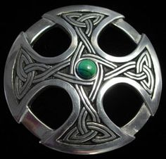 Nevern Brooch, Pin Brooches, Celtic Jewelry