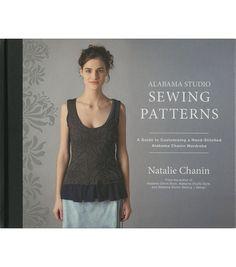 Natalie Chanin Alabama Studio Sewing Patterns Book