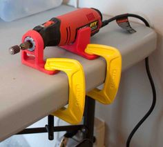 Rotary tool stationery holder by ironchariot.