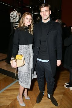 The Best Part of Fashion Month Is Obviously Olivia Palermo - March 6, 2015