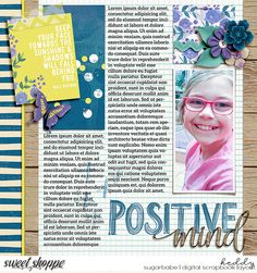 Positive Vibes by Sugary Fancy