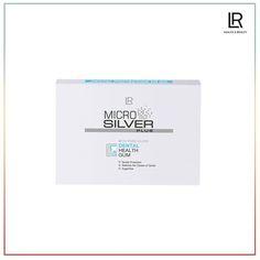 [Microsilver] Découvrez le chewing gum Microsilver - un soin dentaire efficace comme un brossage de dents, grâce à l'action anti-bactérienne de notre agent actif Microsilver Plus ! #kosmetik #parfum #aloevera
