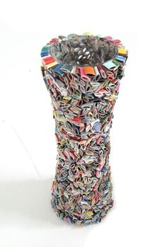 1000 Images About Recycled Magazines On Pinterest