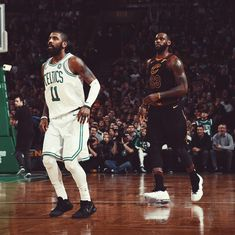 """SLAM on Instagram: """"Round 3. Drew vs. King. Who getting that W today? ☘️ or ?"""""""