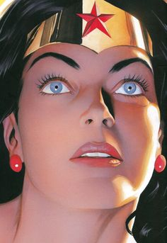 Wonder Woman by Alex Ross