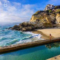 Laguna Beach, CA, USA  By: @tiffpenguin via @dametraveler  Win a trip to Las Vegas  Follow @BELLAGIO and tag your epic travel photos with #ULTIMATEVEGAS