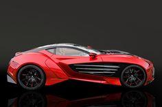 Laraki Epitome Concept Car 2014 by Laraki Motors