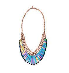 $195.00 Statement necklace.