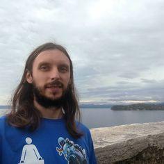 Spacer po Piranie dał dziś w kość :) a na http://marcinantosz.pl czeka na Was notka jeszcze z Chorwacji :) #polishboy #polishboy #polskifacet #polskichlopak #facet #chlopak #instaboy #instachlopak #instafacet #slovenija #piran #dlugiewlosy #longhair #longhairs #broda #zarost #beard