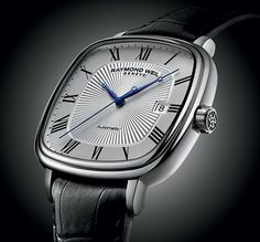 A NEW TIMEPIECE STEEPED IN HISTORY RAYMOND WEIL the new Maestro (See more at: http://watchmobile7.com/articles/raymond-weil-new-maestro) #watches #raymondweil @Raymond Zhang Zhang Zhang WEIL