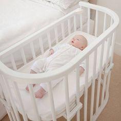 Cradles & Hammocks - BabyBay Convertible - White