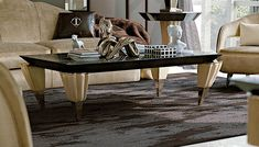 Italian Luxury Furniture for exclusive lifestyle in every room