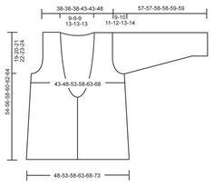 """Whispers - Casaco DROPS em croché, em """"Alpaca"""". Do S ao XXXL. - Free pattern by DROPS Design"""
