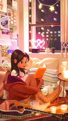 Disney Illustration, Cute Illustration, Illustrations, Cute Girl Wallpaper, Dibujos Cute, Digital Art Girl, Cartoon Art Styles, Cute Cartoon Wallpapers, Image Hd