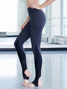 Cheap trouser belt, Buy Quality pant boy directly from China trouser dress Suppliers: New Arrival Women's Coast Leggings Mesh Stirrup Legging High Waist Mesh Panel Gym Elastic Yoga Trousers Workout Pants f Stirrup Leggings, Mesh Leggings, Yoga Leggings, Yoga Trousers, Free People, Yoga Pants Outfit, Pant Shirt, Yoga Fashion, Outfits