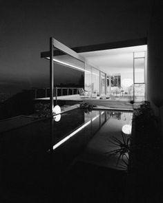 The Stahl House  Case Study House      Pierre Koenig Pinterest