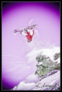 Ski Freeride - Pict 03 by llocquet, via Flickr