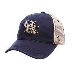 NCAA-Kentucky-Wildcats-Mens-Summertime-Hat-StoneRoyal-Adjustable Ncaa 46b776c08383
