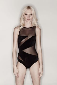 Swimsuit - Shaw from Carnet de Mode. Saved to For my frugal wardrobe. Shop more products from Carnet de Mode on Wanelo. Cut Out Swimsuits, Beach Swimsuits, Swimsuits 2014, Black One Piece Swimsuit, Vogue, Bodysuit, Summer Swimwear, Sexy, Lingerie