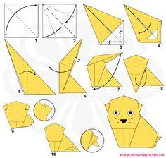Origami - figuras de papel :D - Taringa!