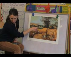 RESEARCH | Visual Thinking Strategies; A VTS Discussion with First Grade Students by Visual Thinking Strategies