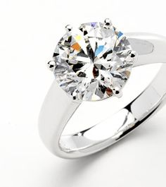 diamond ring | of diamond engagement rings which include solitaire diamond rings ...