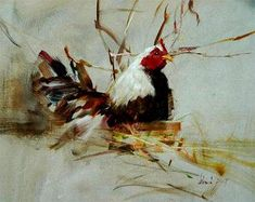 Richard Schmid 2000.chicken