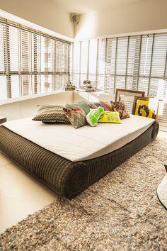 Cobertura Duplex by Tetu Arquitetura , via Behance