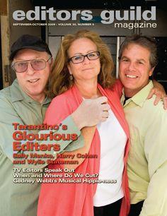 September-October 2009 Sally Menke Interview