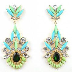 Chandelier Ohrringe ALANIS von TRENDOMLY JOLIEBijouterie Earrings Jewelry Trend 2014