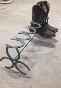 Perfect Boot Holder ~