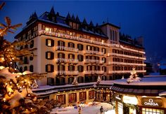 Mont Cervin Palace is a luxury ski hotel in the heart of Zermatt. Scott Dunn can arrange travel and our resort team is on hand to help throughout your stay Zermatt, Hotels And Resorts, Best Hotels, Luxury Hotels, Luxury Ski Holidays, Switzerland Hotels, Leading Hotels, Southern Europe, Great Hotel