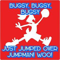 https://www.instagram.com/p/BCCtfQKKbLJ/ #spacejam #jordan #michaeljordan #bugsbunny #mj #looneytunes #basketball #airjordan #nike #nba #tunesquad #23 #monstars #jumpman #90s #bunny #funny #lol #cute #fun #love #lmao #hilarious #haha #meme #happy #kanyewest #yeezy #goodmusic #facts