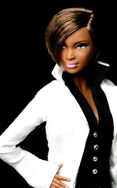 Barbie Basics Model No.08 Collection 002 by DivaLuvv, via Flickr