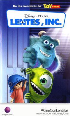 Consige una entrada de cine gratis con los packs de lentillas diarias CooperVision, sin sorteos. Entra en http://www.coopervision.es/cine