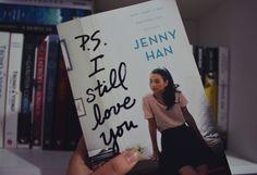 Resenha: P. S. I Still Love You - Jenny Han | Cidade das Cerejas: Resenha: P. S. I Still Love You - Jenny Han